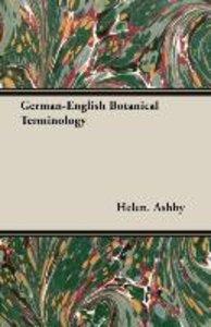 German-English Botanical Terminology