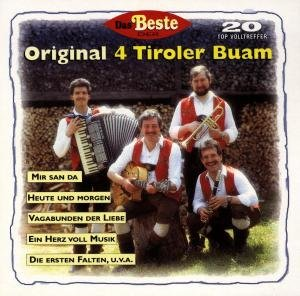 D.Beste D.Orig.4 Tiroler Buam
