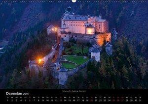 Dauerer, J: Alpen (Wandkalender 2015 DIN A2 quer)