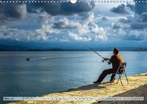 Angeln - meine Leidenschaft (Wandkalender 2016 DIN A3 quer)