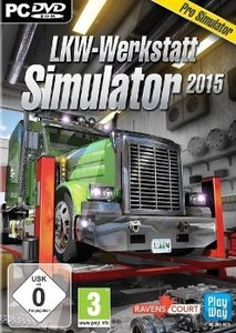 Pro Simulation: LKW-Werkstatt Simulator 2015