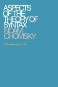 Aspects of the Theory of Syntax