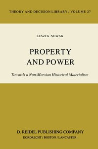 Property and Power