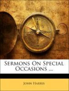 Sermons On Special Occasions ...