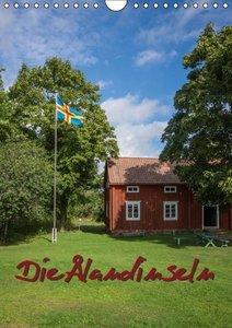 Die Ålandinseln (Wandkalender 2016 DIN A4 hoch)