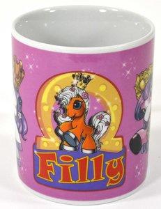 United Labels 0118398 - Filly Pony: Tasse Filly World