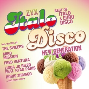 ZYX Italo Disco New Generation Vol.5