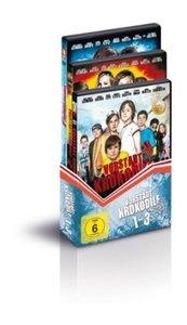 Vorstadtkrokodile 1-3 DVD