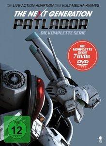 The Next Generation: Patlabor - Die Serie