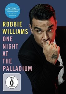 Robbie Williams-One Night at the Palladium