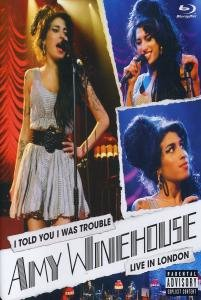 Amy Winehouse - Back To Black / I Told You I Was Trouble