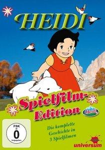 Heidi-Spielfilm Edition (Jumbo-Amaray)