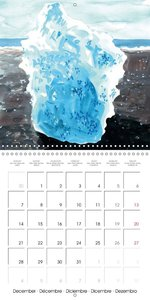 enchanting ICELAND (Wall Calendar 2015 300 × 300 mm Square)