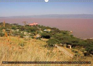 Äthiopien, ursprüngliches Afrika (Wandkalender 2017 DIN A3 quer)