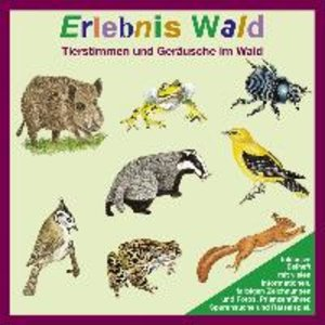 Erlebnis Wald. CD