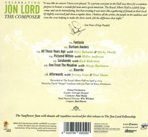 Celebrating Jon Lord-The Composer