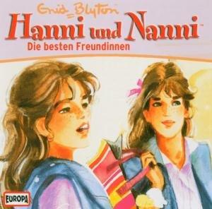 Hanni und Nanni 18 die besten Freundinnen. CD