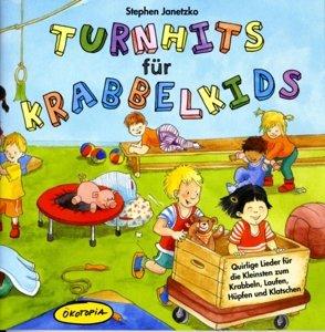 Turnhits für Krabbelkids (CD)