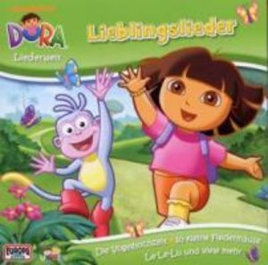Fun Kids - Doras Liederwelt 01. Meine Lieblingslieder
