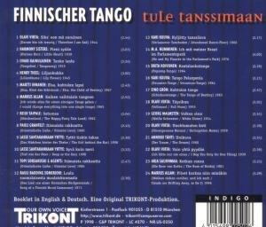 Finnischer Tango-Tule Tanssimaan