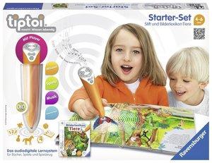 tiptoi® Starter-Set Bilderlexikon Tiere
