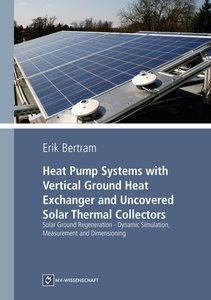 Heat Pump Systems with Vertical Ground Heat Exchanger and Uncove