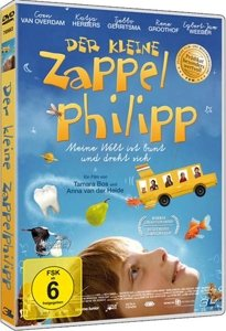 Der kleine Zappelphilipp - Meine Welt ist bunt und dreht sich