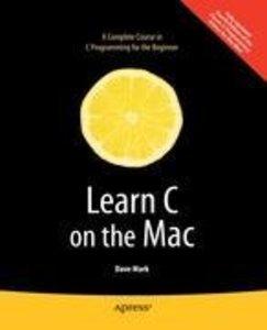Learn C on the Mac