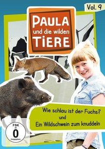 Paula und die wilden Tiere 09: Wie schlau ist ein Fuchs- Ein Wil