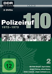 Polizeiruf 110 ? Box 2: 1972-1973