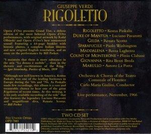 Rigoletto (GA,Florenz 1966)