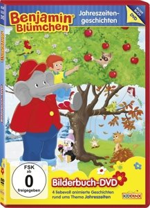 Benjamin Blümchen - Bilderbuch-DVD