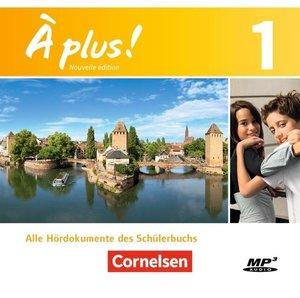 À plus! - Nouvelle édition 1 MP3-CD