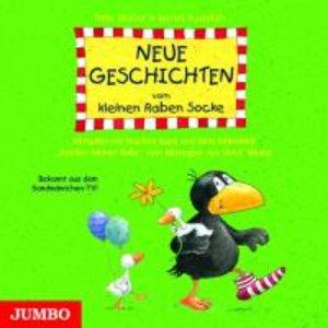 Neue Geschichten vom kleinen Raben Socke, Audio-CD