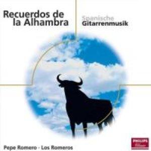 Spanische Gitarrenmusik