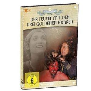 """6 Märchenperlen: """"Der Teufel mit den drei goldenen Haaren"""""""