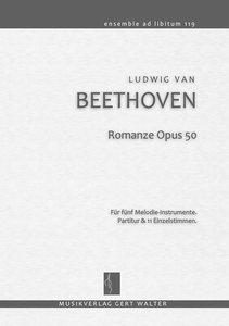 Romanze Opus 50