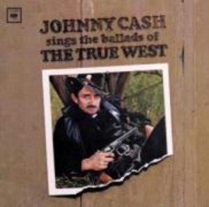 Sings Ballads Of The True West