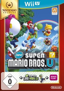 Nintendo Selects - New Super Mario Bros. U + New Super Luigi U