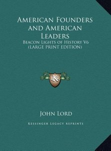 American Founders and American Leaders