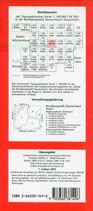 Ingolstadt 1 : 100 000