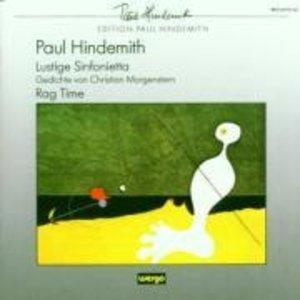 Lustige Sinfonietta/Rag Time