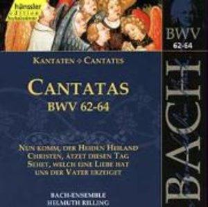 Kantaten BWV 62-64