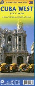 Cuba West 1 : 600 000
