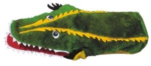 Kersa Classic 12491 - Handpuppen Krokodil, lang