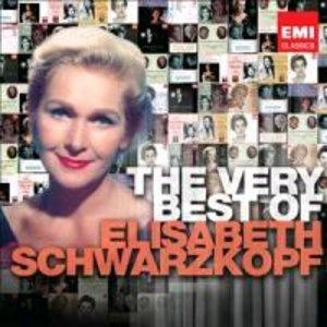 Schwarzkopf, E: Very Best Of Schwarzkopf