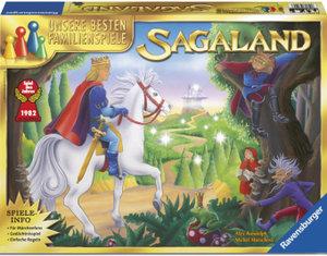 Ravensburger 26424 - Sagaland