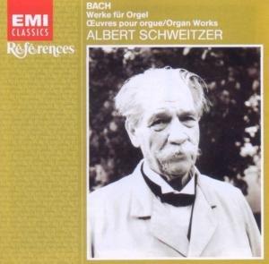 Schweitzer Spielt Bach (Orgel)