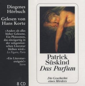 Das Parfum. 8 CDs