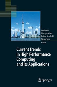 Current Trends in High Performance Computing and Its Application